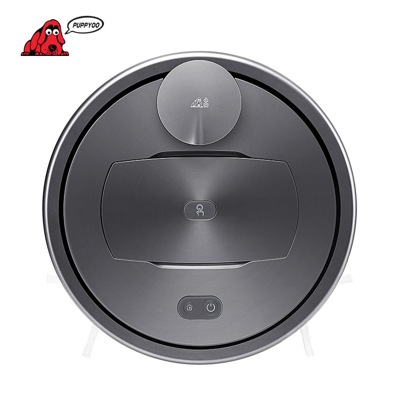 PUPPYOO Classic Smart Robotic Vacuums Cleaner R6 Home Robot LDS Laser SLAM(This link Only available in Europe)