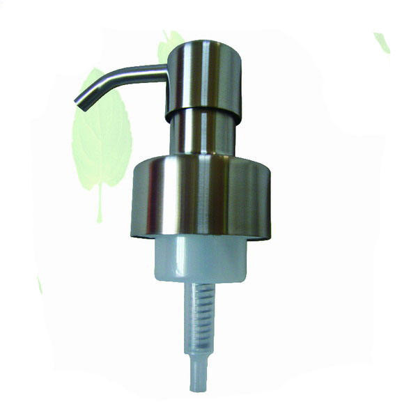 High quality 304 stainless steel foaming soap pump 28mm 33mm 38mm 44mm 45mm foaming lotion soap pump