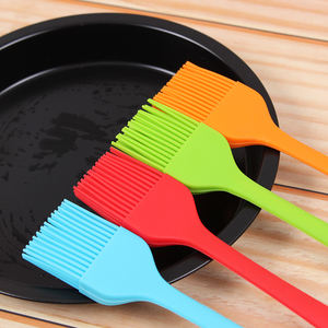 Silicone Brush Basting Silicone High Quality Silicone Kitchen Oil Brush Oil Pastry Silicone Basting Oil Brush