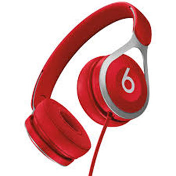 Beats EP On-Ear Headphone Merah