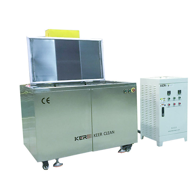 Ultrasonic cleaner for auto parts engine block cylinder washing machine
