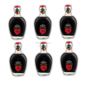 High Quality Italian Balsamic Vinegar of Modena 6*250 ml