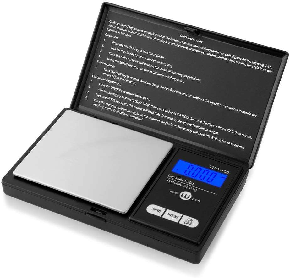 100g * 0.01g Digital Scale Mini joyeria balance electronic Weighing weights Scales libra jewelry bascula balanza gramera