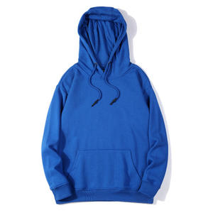 High quality custom logo blank men women cheap plain hoodies