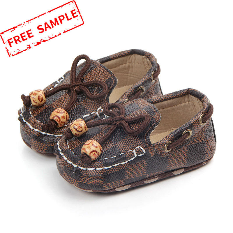 Summer fashion toddler shoes slip on moccasins first walker baby loafers