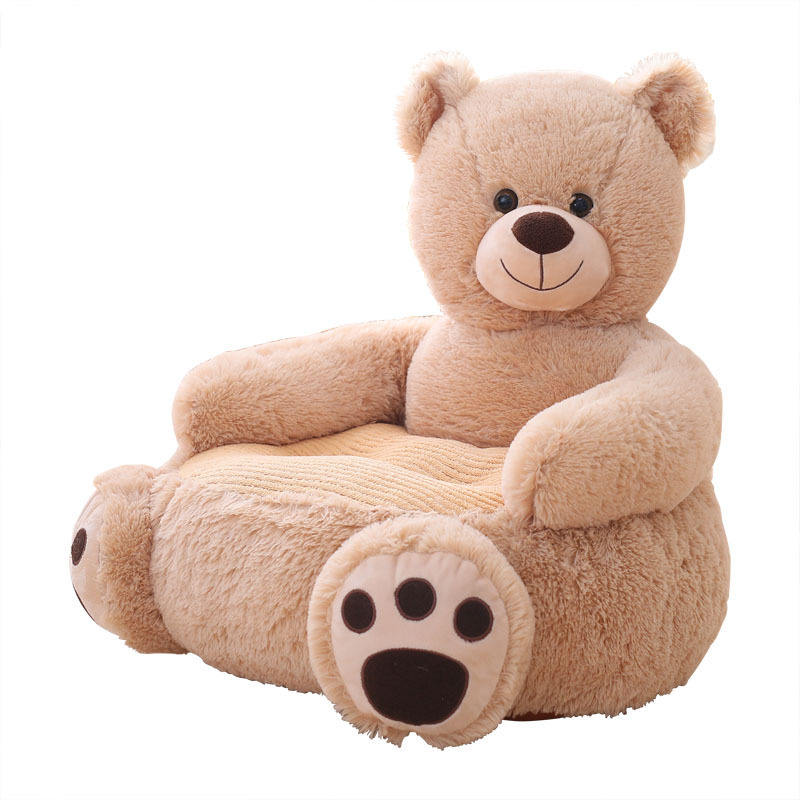 Plush Teddy Bear [ Teddy Bear Soft Sofa ] Sofa 50cm Teddy Bear Soft Sofa Panda Plush Sofa For Kids