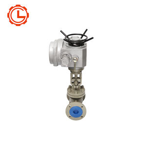 China Factory Cheap Price Stainless Steel Z941H Electric Actuated Gate Valve