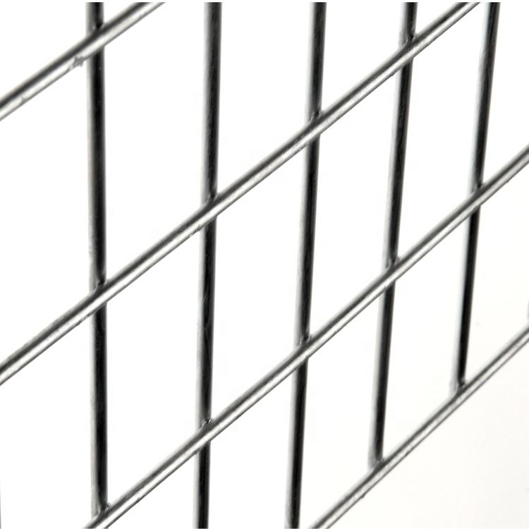 LM Factory Direct Supply 4'*8' Galvanized concrete reinforcing Iron Welded Wire Mesh panels