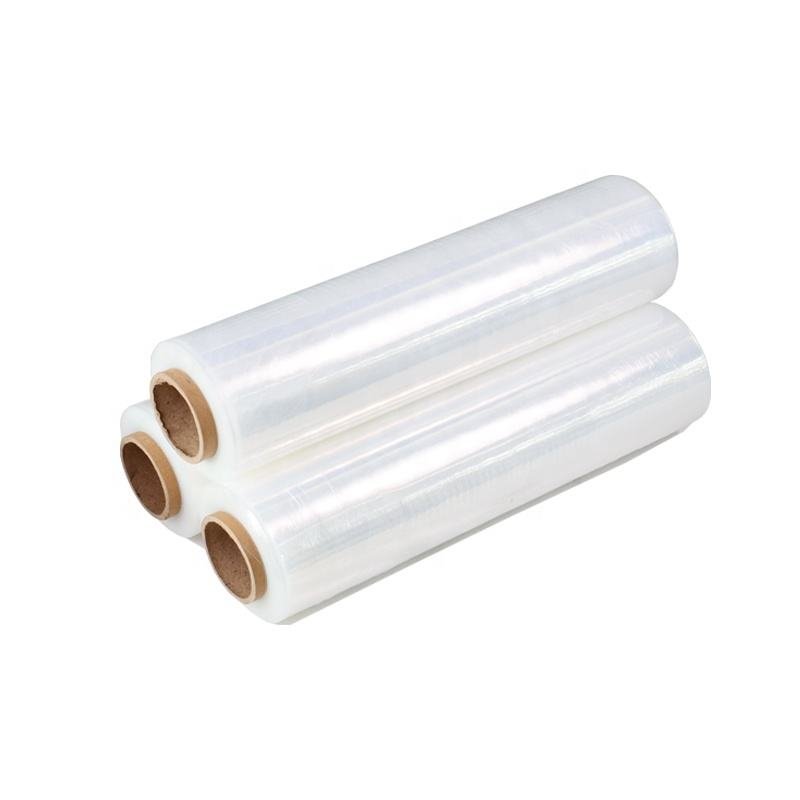 Manufacturer of clear polyethylene lldpe packing stretch pallet packaging film