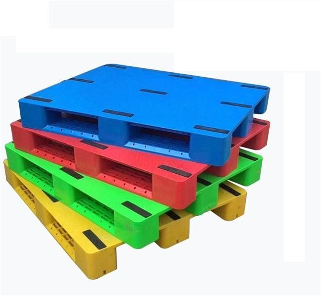 Professional factory heavy duty plastic pallet made in china