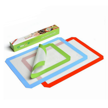 "2020 Amazon top selling silicone non-sticky anti-slip pizza baking sheet 15.74"" x 23.6"""