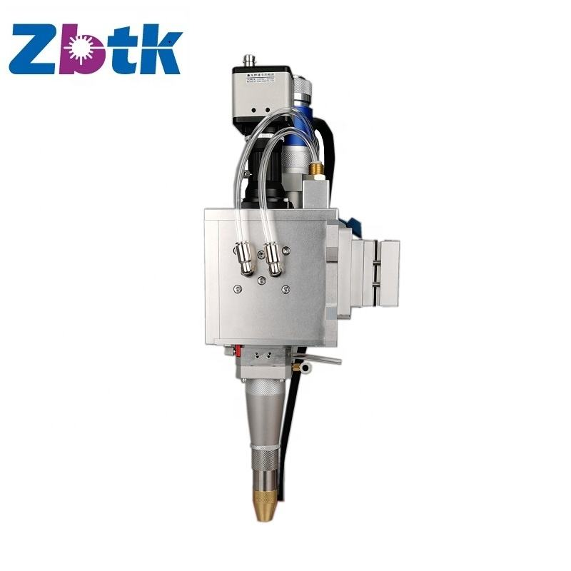 ZBTK 2000W High Power High Speed Laser Wobble Welding Galvo Head For Meta Laser Welding Machine