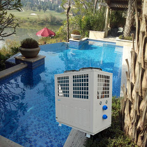 swimming pool chilling equipment 50kw swimming pool heat pump