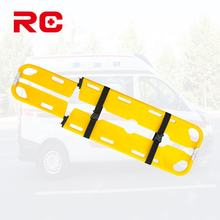 Lightweight Separable Folding Scoop Stretcher Plastic Scoop Stretcher For Emergency Rescue