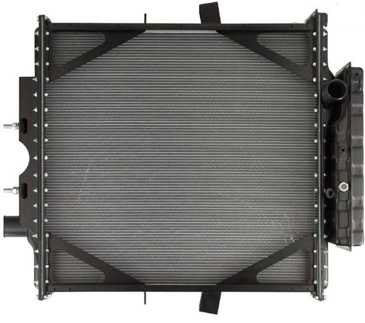 Best Quality China Manufacturer I10 Best-Selling Car Radiator