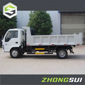 Brand new ISUZU ELF 2-4cbm mini dump truck tipper