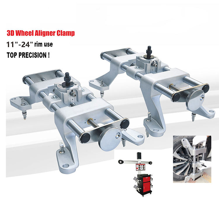 four ccd wheel aligner tire alignment steering 5d computerized 3d car price of wheel alignment machine clamp fit 3500kg price