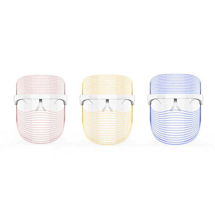 5 In 1 Instruments 3 Color Skin Tightening Light Device Beauty Personal Care Professional Care Supply LED Facial Mask Machine