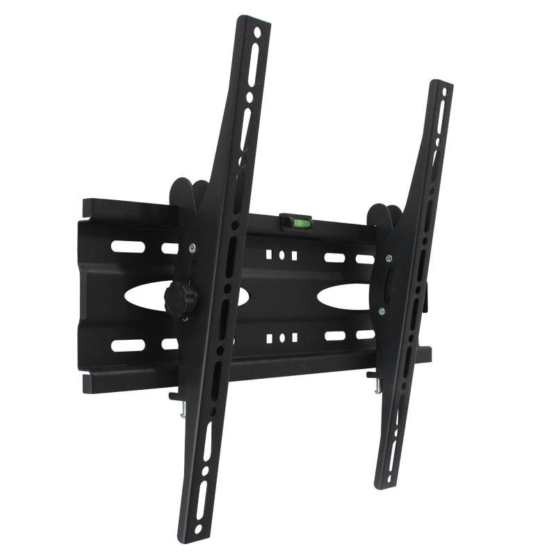 Adjustable tilt anglestrong support led tv wall mount Flat fixed bracket for 32-65 inch