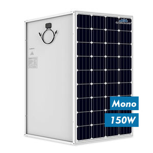 High Efficiency 150w Solar Panel Specifications Alibaba Com