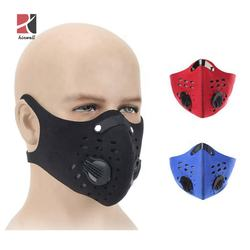 Breathable Unisex Outdoor Bike Cycling Windproof UV PM 2.5 Protection Warmer Half Face Scarf Facial Mask
