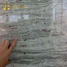 50% Off Walling River White Granite Tiles For Interior Decoration