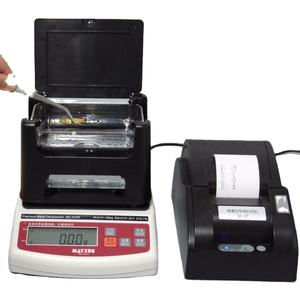 Electronic Gold Density Tester Machine , Gold Testing Equipment , Gold Purity Balance China Factory
