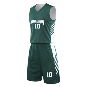 New Design Customized Printed Basketball Jersey For Men