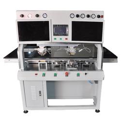 2019 Version Silman Single Head LCD COF Tab Bonding machine for TV LCD repair