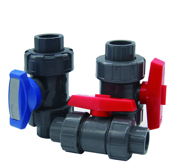 Ball stop cock valve plumbing material fitting pvc plastic single/true union ball valve 2 inch dn40 copper/brass/ ppr ball valve