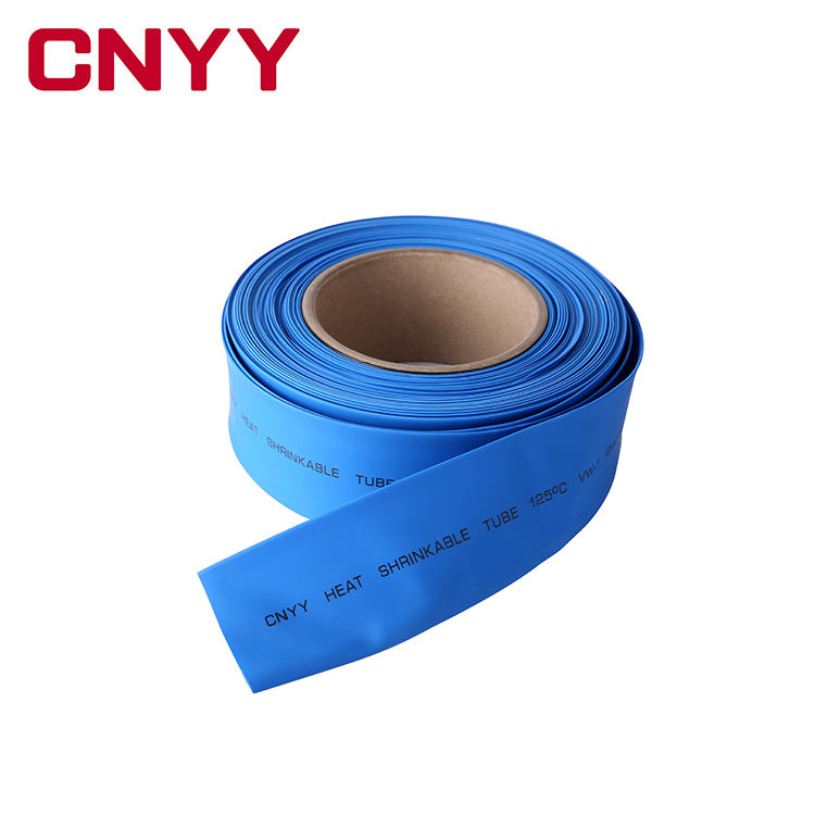 CNYY Diameter 30 Size PVC Heat Shrink Tube For Mechanical Protection/Steel Pipe Mechanical Protection/Packing