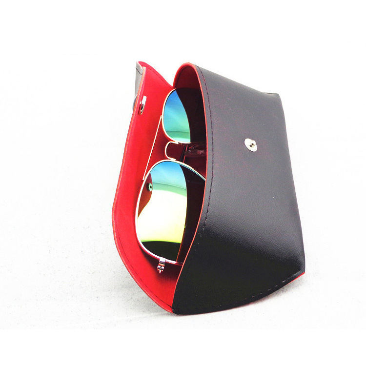 3026 sunglasses special leather glasses box soft bag buckle boxes vintage sunglasses case