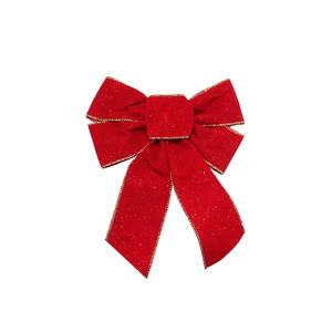 Wholesale jewelry gift boxes ribbon bow christmas party decoration ribbon bow