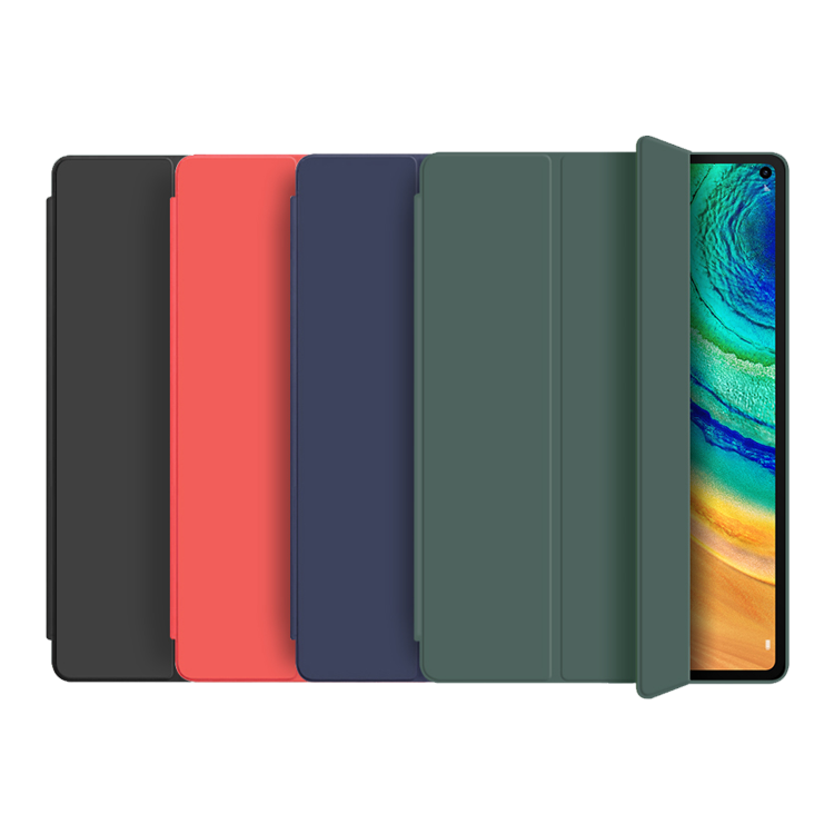 2019 Tablet <span class=keywords><strong>Fall</strong></span> Auto-Sleep/Wake Smart Cover für Huawei Mate Pad Pro 10,8 inch Klapp Ständer