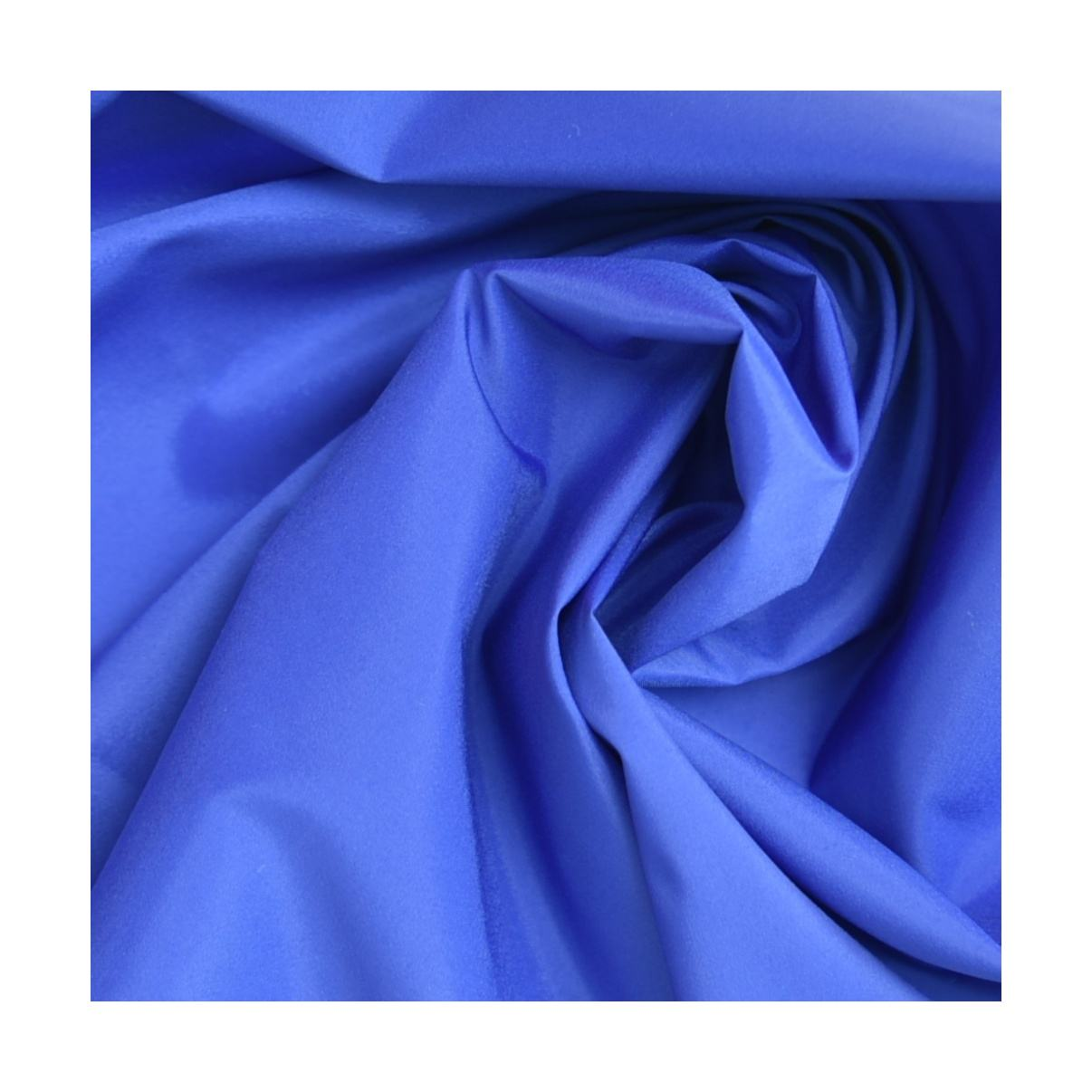 Factory price Semi Stretch Pongee Half Recycle polyester microfiber peach twill fabric