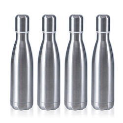 OEM & ODM service BPA free portable water filtered food grade stainless steel water bottle with filter