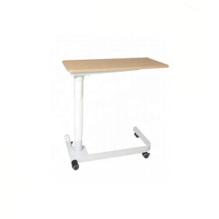 Съемная Ротари регулировка высоты пациента больницы обеденный стол