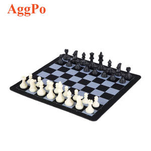Magnetic Travel Chess Set with Folding Chess Board Educational Toys for Kids and Adults