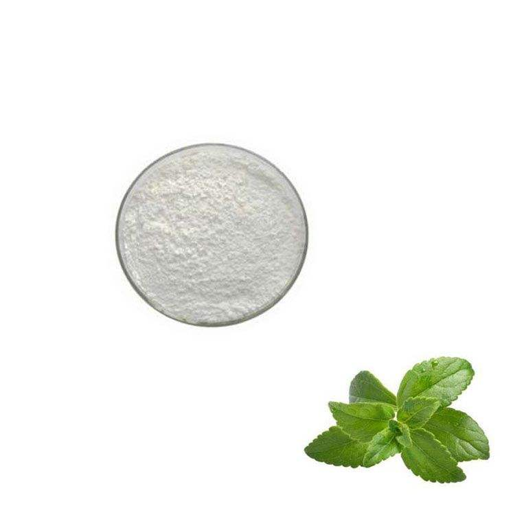 Best natural sweeteners Stevia Extract 98% stevioside by free shipping