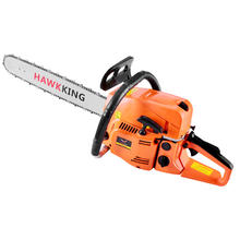 "62CC 20"" Gas Chainsaw 2 Stroke Handed Petrol Chain Saw Woodcutting Saw for Farm,Garden and Ranch with Tool Kit"