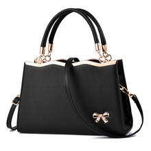 Wholesale Latest fashion designer new model High quality pu leather bags women handbags