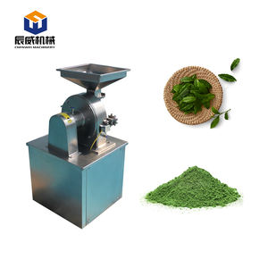 CW Fully automatic 20 mesh dried herbs orange peel peas soy beans green beans grinding machine
