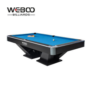 Factory direct ball return system table billiard professional manufacture
