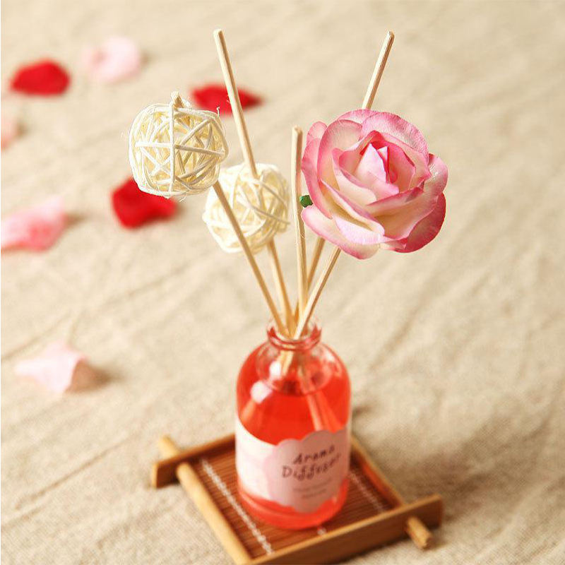 Factory wholesale flower reed diffuser fiber stick,diffuser sticks