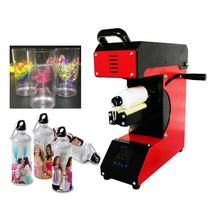 AT-18 Multi-kinetic energy roller glass/pen / mug sublimation heat press transfer  machine