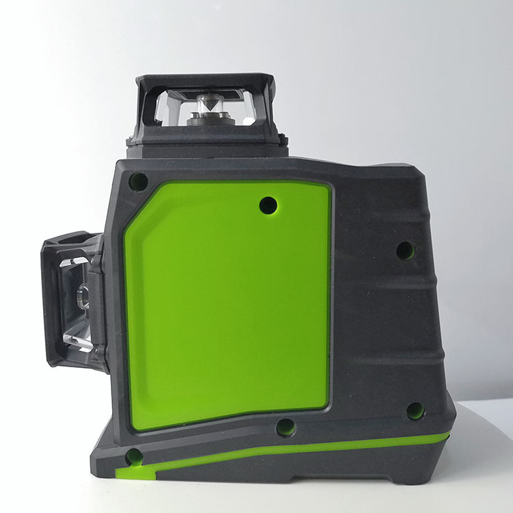 Self-Leveling Green Laser Level 360 Cross Line with 2 Plumb Dots Laser Level
