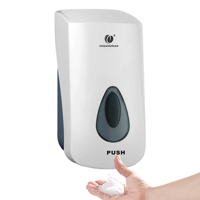 Wall Mount Hand Sanitizer Soap Liquid Dispenser for Hospital Medical