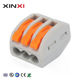 XINXI Insulation Resistance Electrical Quick Wiring Plug Connector