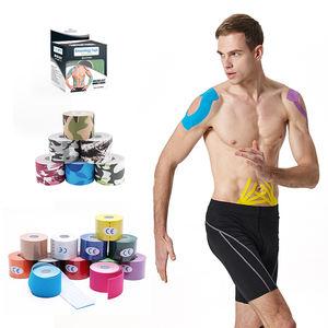 Rayon Waterproof Nylon Synthetic Athlete Kinesiology Tape