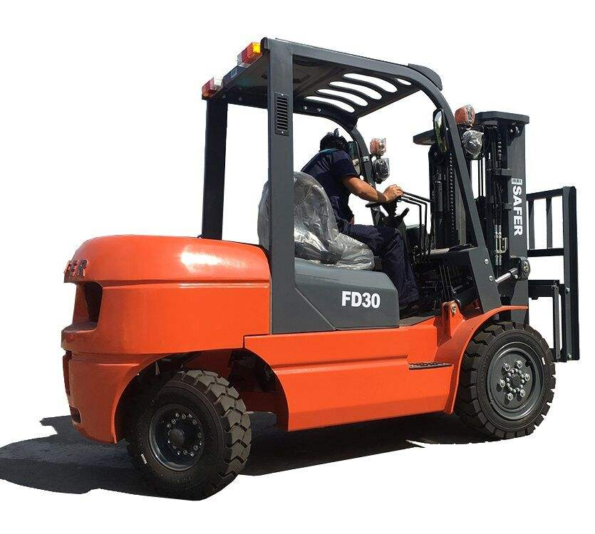 Chinese cheap heli hydraulic 1.5 ton diesel forklift for sale